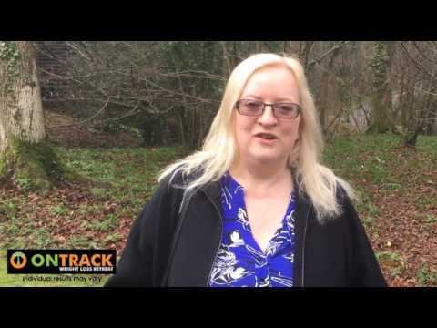 Sarah's weight loss experience review with OnTrack 2017