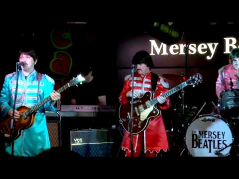 The Beatles - The Mersey Beatles Video
