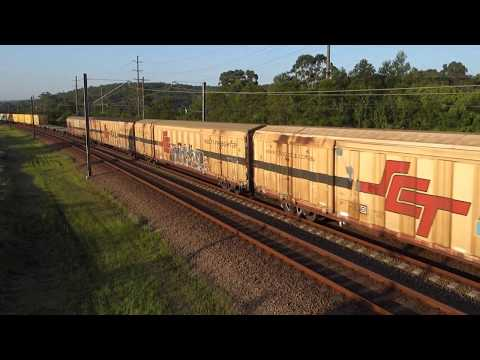 Kid Trainspotter: SCT freight train at Goodwood, South
