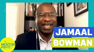 Jamaal Bowman on Green New Deal, Medicare & Reconstruction Agenda | Mentor Minute by NBC New York
