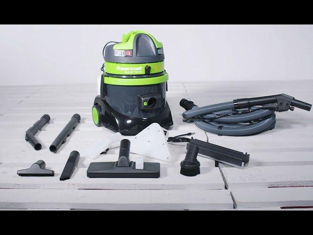 CLEANCRAFT – flexCAT 116 PD Spezialsauger mit Reinigungsmitteltank