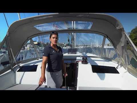 Beneteau America Oceanis 40.1 video