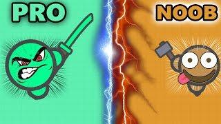 MOOMOO.IO PRO VS NOOB!! NEW BULL TROLLING FUNNY MOMENTS!!! (MooMoo.io)