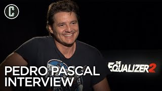 Pedro Pascal on Equalizer 2, Wonder Woman 1984, and Fighting the Mountain on Game of Thrones