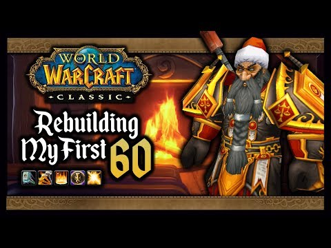 ⛄🎄Cozy Paladin Leveling on a RP Server - A Classic WoW Fireside Chat
