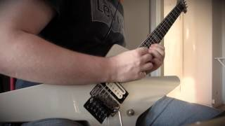 Children of Bodom - Next In Line || Guitar Solo Cover