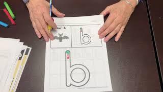 Handwriting Worksheets For Special Education Or Preschool