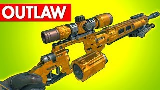 EASY Gold Camo Outlaw: Spectrum Black Ops 4 Tips
