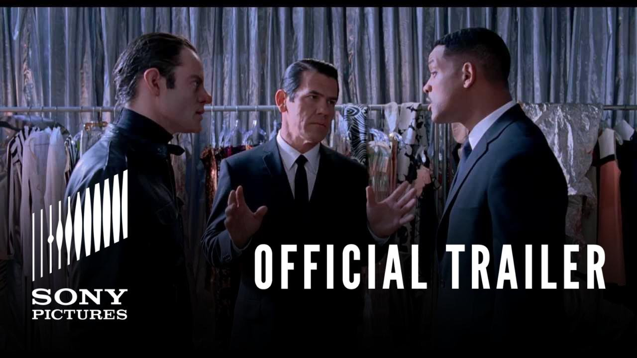 Movie Trailer #2:  Men in Black 3 (2012)