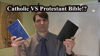 Catholic VS Protestant Bible