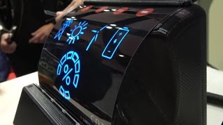 CDT printed flexible OLED (low-cost)