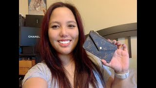 Louis Vuitton Recto Verso Card Holder: WHAT FITS INSIDE & COMPARISONS