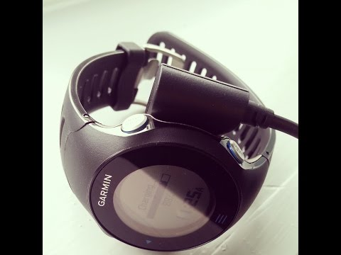 Garmin Forerunner 610: NOH unboxing and impressions
