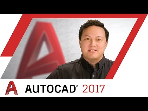 Introducing AutoCAD 2017: What's new? | AutoCAD