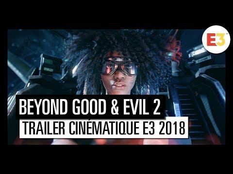 TRAILER CINÉMATIQUE E3 2018 de Beyond Good & Evil 2