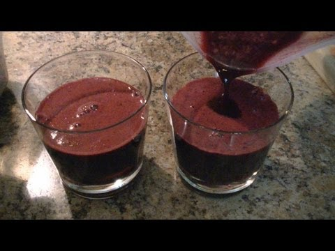 Video RAW Heart Healthy Beet Juice Recipe