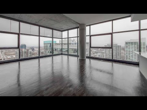 A South Loop 3-bedroom penthouse #3004 at the new Imprint tower