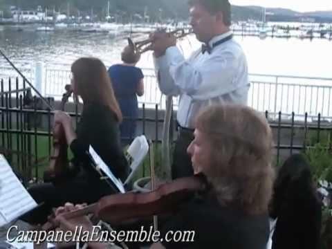 Wedding Music NY, NJ, CT-Campanella Ensemble