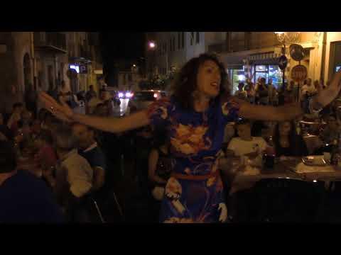 Alia Serata di cabaret offerta dal bar Perrone