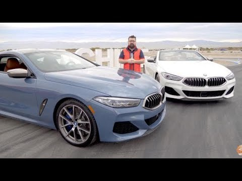 2019 BMW 8-Series (M850) First Drive Video Review