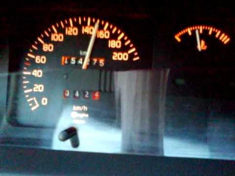 Der Wert in m über das Benzin 92