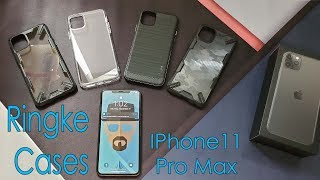 iPhone 11 Pro Max Ringke Cases - Review