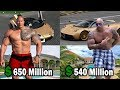 Top 10 Richest Actors in the World 2019