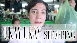 LETS GO UKAY UKAY! MAY CHRISTIAN LOUBOUTIN SHOES? CHRISTMAS SHOPPING PA MORE | Nina Rayos 💋