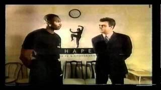 Большой город - SHAPES Kung Fu & Fitness School (январь 1995 г.)