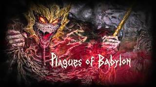 ICED EARTH - Plagues Of Babylon (Lyric Video)
