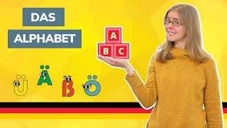 Day 1 - Das Alphabet - The German alphabet - German to go