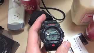 Casio G-Shock Classic Digital Sports Watch Unboxing review G7900