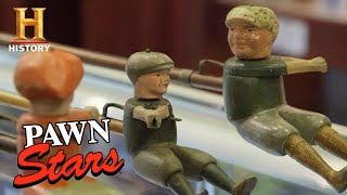 Pawn Stars: Vintage Mini-Golf Gets Asking Price (Season 16) | History