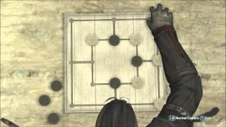 Win £500 Playing Games - 6(!) Man's Morris - Thief Challenges - Assassin's Creed 3
