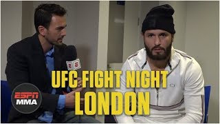 Jorge Masvidal on Leon Edwards fight, Darren Till KO [FULL] | UFC Fight Night | ESPN MMA
