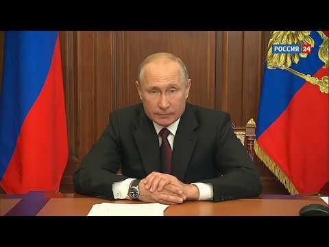 Владимир Путин объявил о продлении выплат медицинским работникам