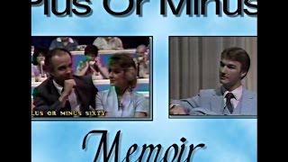 Plus or Minus 60 Interview/Bobby Smith - bobbysmith12