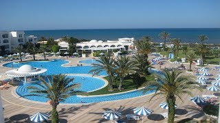 Тунис отели.  Mahdia Palace Thalasso 5* Обзор отеля