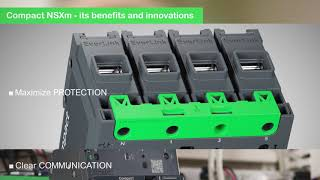 Schneider Electric Compact™ NSXm Ecommerce video