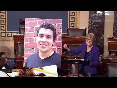 Senator Warren's Speech on DACA and the Dream Act