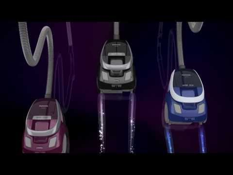 Panasonic Bagless Cocolo+ Vacuum Cleaner Overview (MC-CL435 / MC-CL433 / MC-CL431)