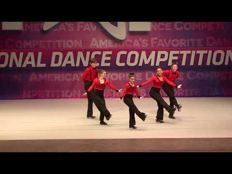 People's Choice// 5 GUYS NAMED MOE - RHYTHM-N-JUMP DANCE ACADEMY [Detroit, MI]