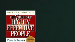 The 7 Habits of Highly Effective People | Stephen Covey |