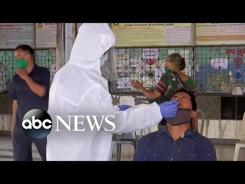 India's spring coronavirus surge