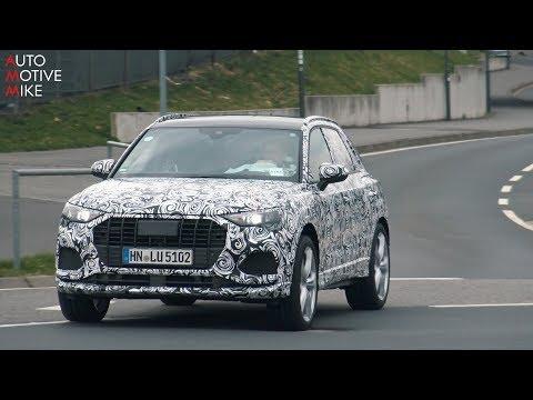 Audi RS Q3 2019 Mule