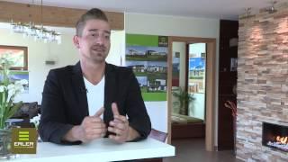 Wir - das Familienunternehmen Erler Wohlfühlhaus - baut Häuser aus Holz. Was wir tun, tun wir sehr gerne und es ist uns ein Anliegen für Sie Ihr Wunschhaus zu entwerfen!