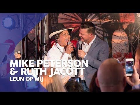 Mike Peterson Amp Ruth Jacott Leun Op Mij Sterren Nl Fancafé