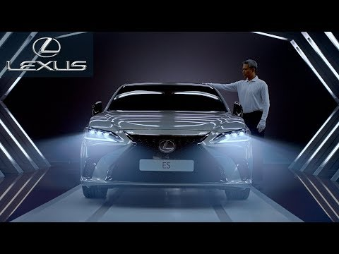 2019 Lexus ES – 'Driven By Intuition'