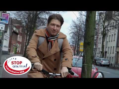 Volksinitiative NRW STOP CETA/TTIP: Aktionstag 300!