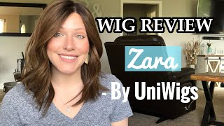 WIG REVIEW // Zara Human Hair Wig By UniWigs // ALOPECIA